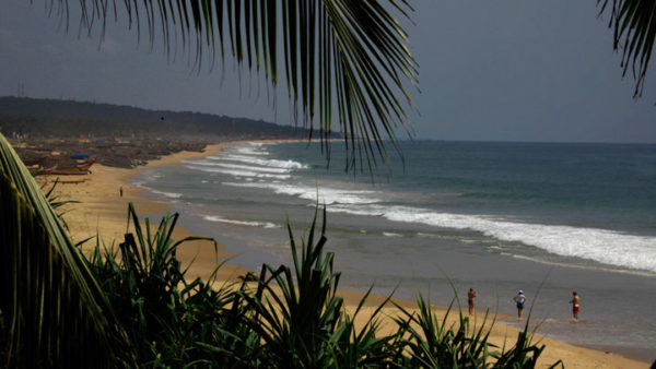 Beaches in trivandrum