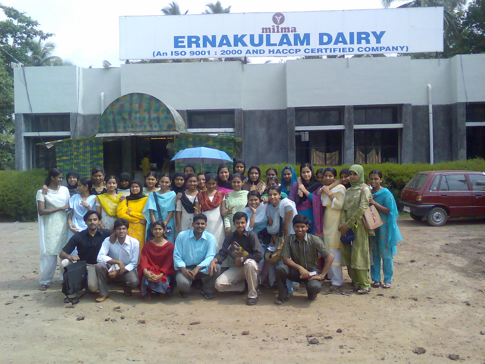 kel mamala ernakulam a report for industrial visit