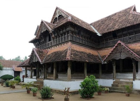 Thackaly palace