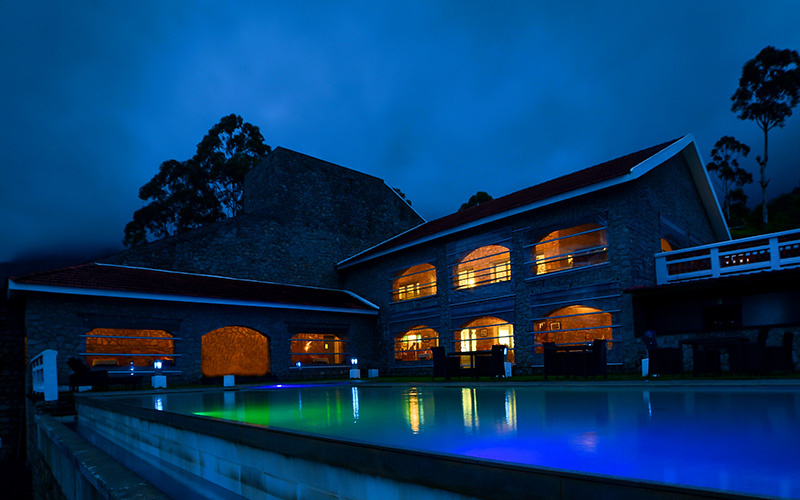List Of Best Hotels In Munnar With Private Pool Villa Jacuzzi Bathtub Spa